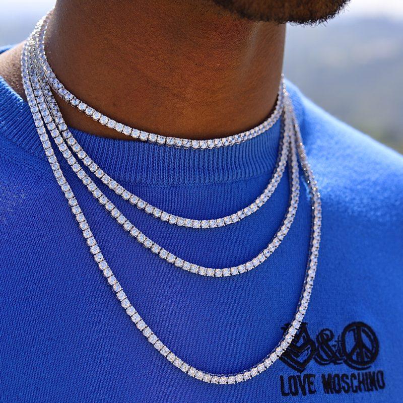 4mm tennis chain