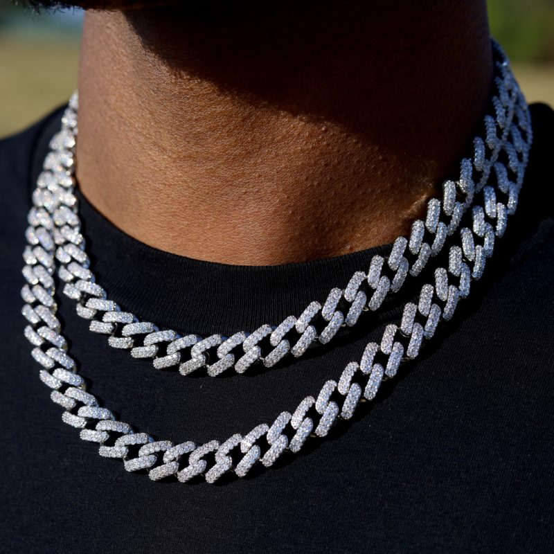 10mm cuban link chain