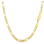 Screenshot_2020-07-11 14k REAL Yellow Gold 3 5mm Shiny Diamond-Cut Alternate Classic Mens Hollow Figaro Chain Necklace for […]